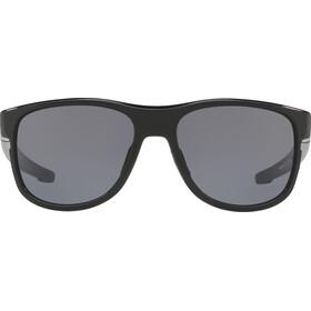 Oakley Crossrange R Polished Black/Grey